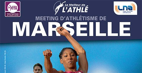 Meeting Pro Athlé Tour de Marseille : dans le grand bain